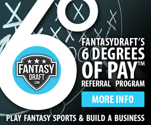 FantasyDraft | Play Fantasy Sports While You Build a Business